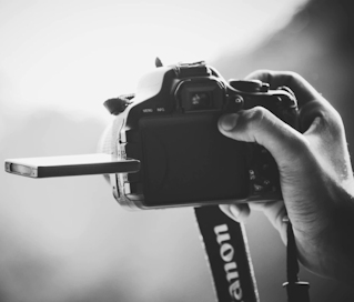 Web Design for a Digital Camera Photographer